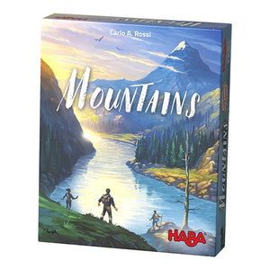 Haba - Mountains Board Adventure