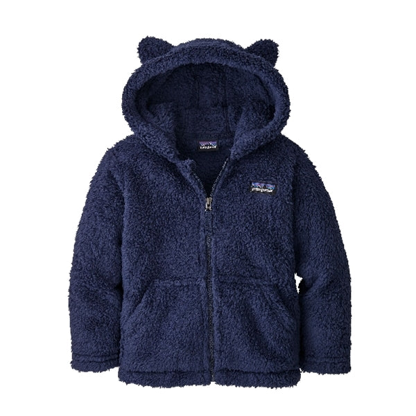 Patagonia - Baby Furry Friends Hoody - New Navy