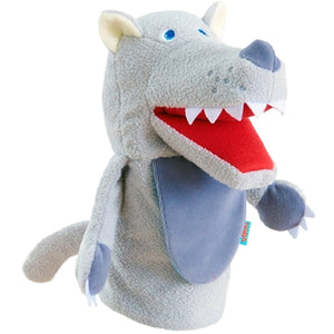 Haba - Glove Puppet Eat-It-Up Wolf