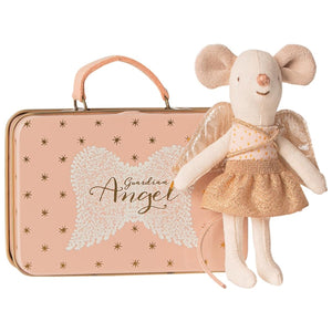 Maileg - Guardian angel in suitcase, Little sister