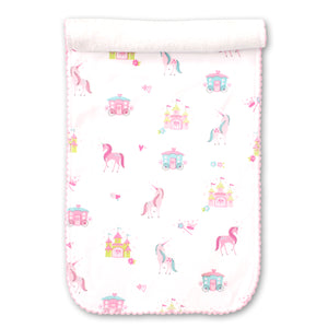Kissy Kissy - Unicorn Castle - Print Burp