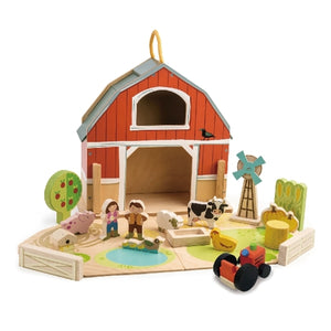 Tender Leaf - Baby Barn Set