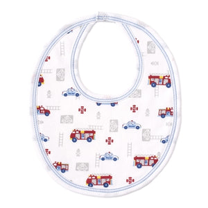 Kissy Kissy - Rescue Team - Print Bib