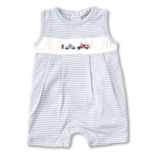 Kissy Kissy - Rescue Team - Slvless Playsuit Str