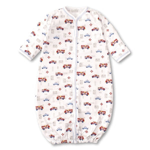 Kissy Kissy - Rescue Team - Print Converter Gown