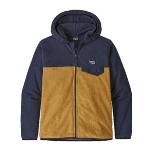 Patagonia - Boys Micro D Snap-T Fleece Jacket - Glyph Gold