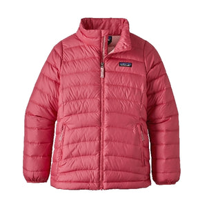 Patagonia - Girls Down Sweater - Range Pink