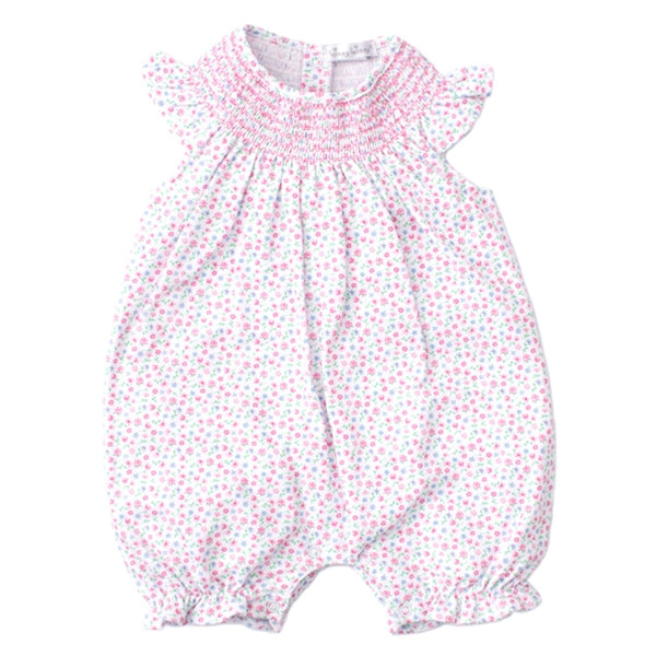 Kissy Kissy - Flowering Flamingos - Short Playsuit - Pink