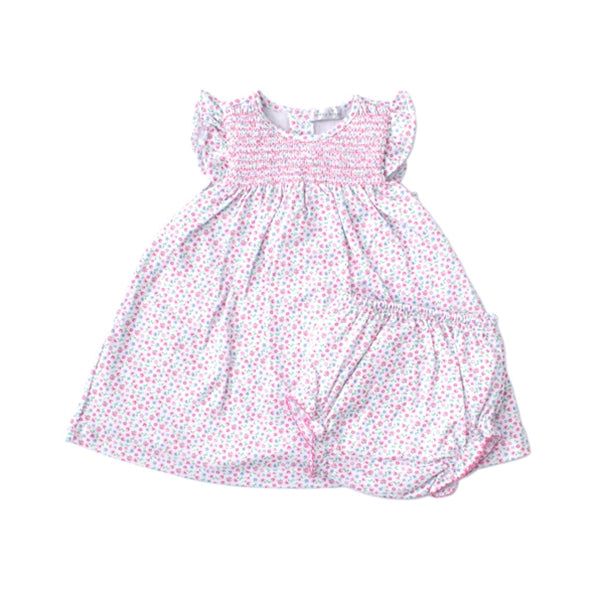 Kissy Kissy - Flowering Flamingos - Dress Set - Pink