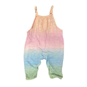 Mimi and Maggie - Rainbow Ombre Romper