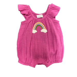 Mimi and Maggie - Rainbow Wishes Baby Romper