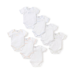 Kissy Kissy - Days of the Week Bodysuit - Boy