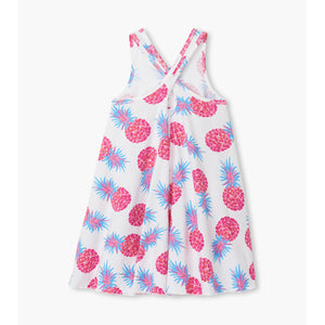 Hatley - Party Pineapple Trapeze Dress