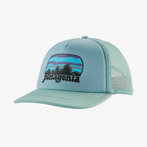 Patagonia - Women's Fitz Roy Far Out Interstate Hat - Gypsum Green