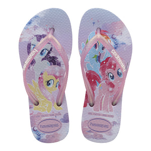 Havaianas - Kids Slim My Little Pony Sandal - Lavender