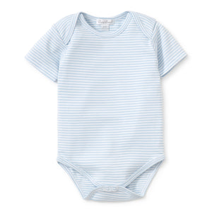 Kissy Kissy - Simple Stripes SS Bodysuit - Blue