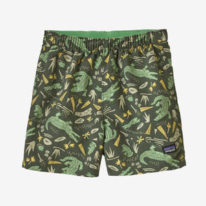 Patagonia - Baby Baggies Shorts -  Kale Green