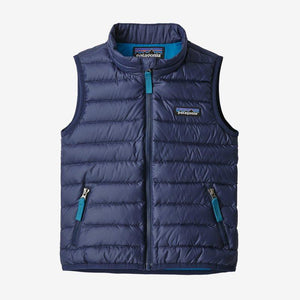 Patagonia - Baby Down Sweater Vest - Classic Navy