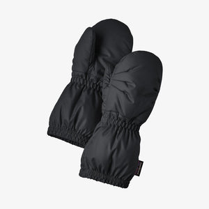 Patagonia - Baby Puff Mitts - Black