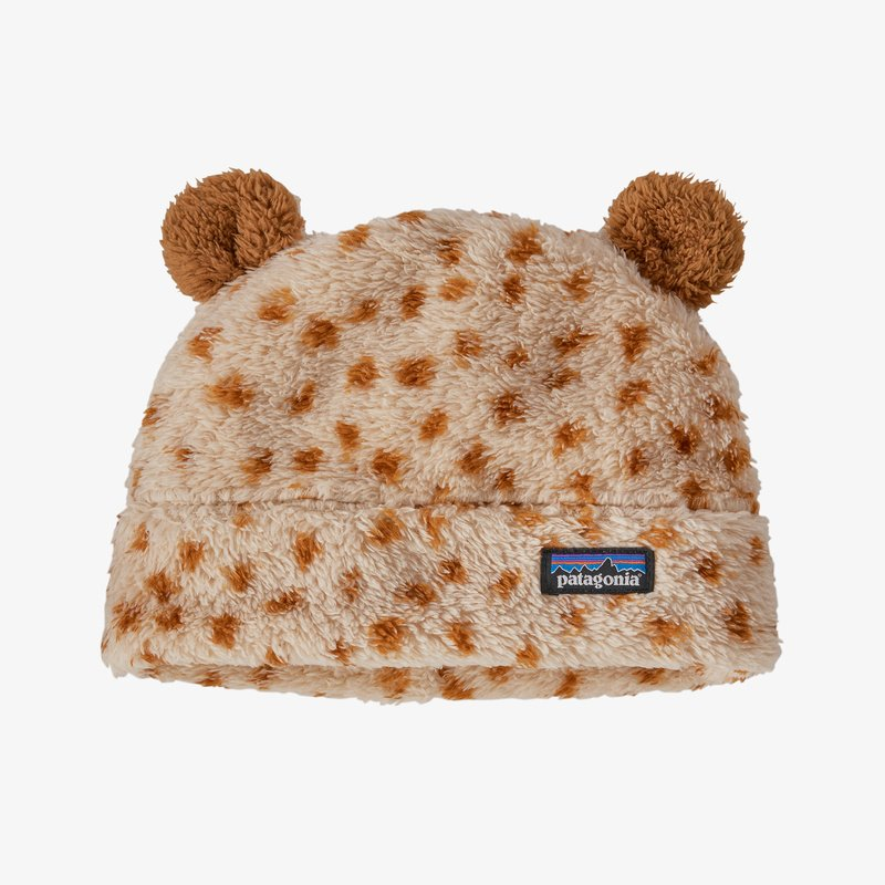 Patagonia - Baby Furry Friends Hat - Dear Dear Tuber Tan