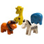 Plan Toys - Wild Animals Set
