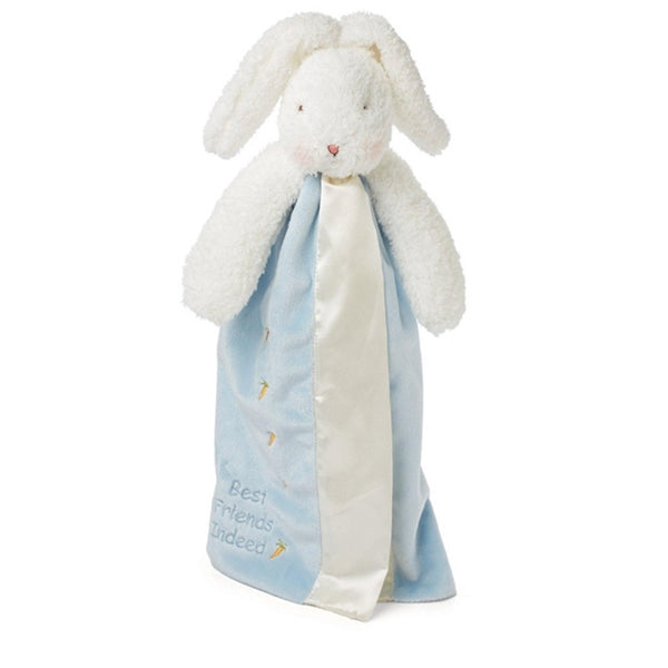 Bunnies By The Bay - Bud Bunny Buddy Blanket - Blue