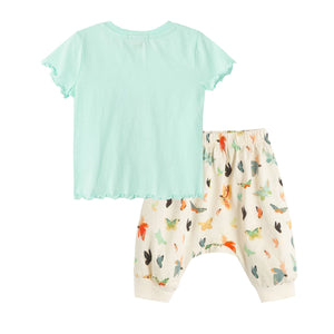 Peek - Dream World Butterfly Pant Set