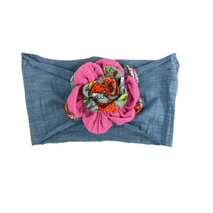 Mimi and Maggie - Peony Flower Headband