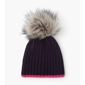 Hatley-Navy Winter Hat-navy
