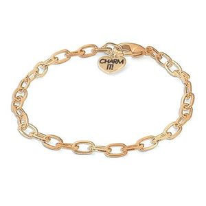 CHARM IT! - Gold Chain Bracelet