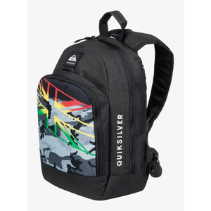 Quiksilver - Boy's 2-7 Chompine 12L Small Backpack - Black