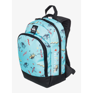 Quiksilver - Boy's 2-7 Chompine 12L Small Backpack - Pacific Blue