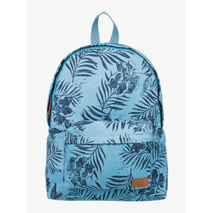 Roxy - Sugar Baby Canvas 16L Small Backpack - Blue Heaven