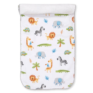 Kissy Kissy -Summer Safari -Print Burp -Multi