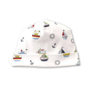 Kissy Kissy -Windjammers -Print Hat -Multicolored
