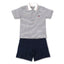 Kissy Kissy -Windjammers -Bermuda Set -Navy