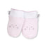 Kissy Kissy -Bunny Hugs -Striped Mitts -Pink