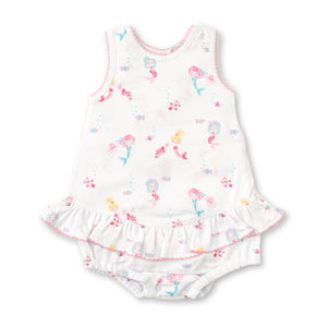 Kissy Kissy -Mermaid Glamour -Print Bubble -Pink