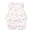 Kissy Kissy -Mermaid Glamour -Print Sunsuit Set -Pink