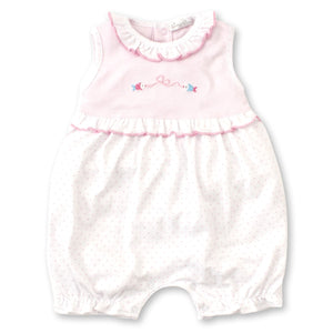 Kissy Kissy -Mermaid Glamour -Slvless Playsuit -Pink