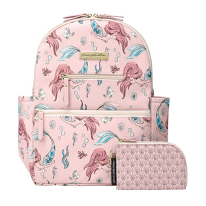 Petunia Pickle Bottom - Ace Backpack - Little Mermaid
