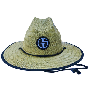 Grom Squad - Lifeguard Hat - Straw