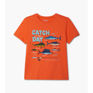 Hatley - Catch Of The Day Graphic Tee