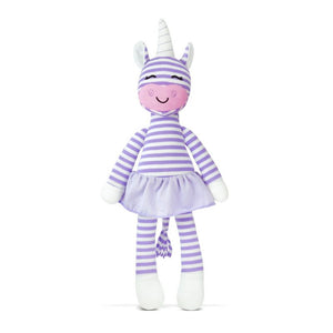 Apple Park - Farm Buddies Plush Toy - Cupcake The Unicorn