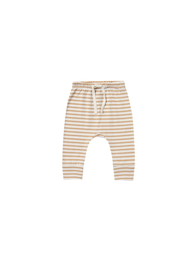 DRAWSTRING PANT | HONEY STRIPE