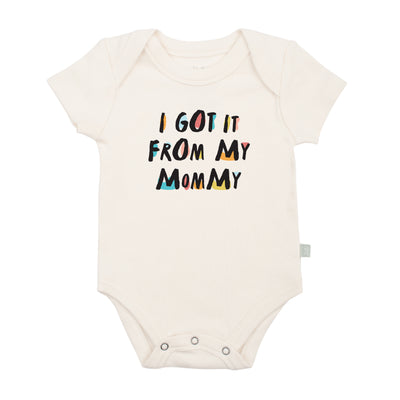Bodysuit | I got it from my mommy
