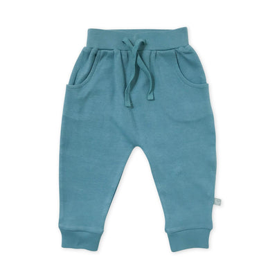 Lounging Pants - vintage aqua