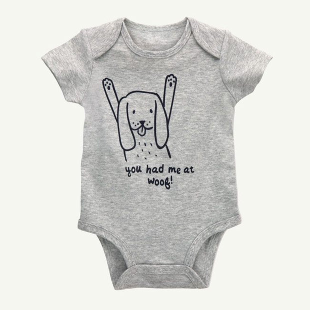 Bodysuit | You had me at woof