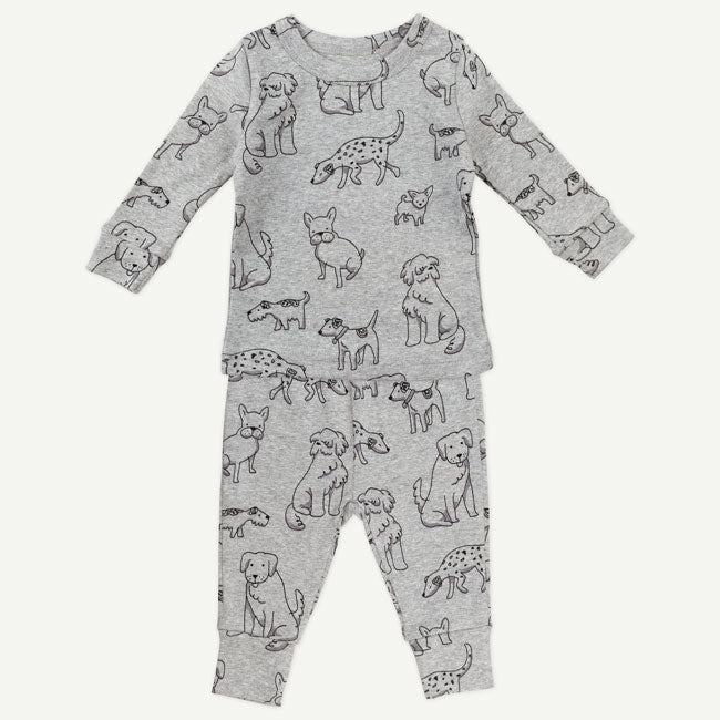 Playful puppies pajamas
