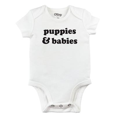 Bodysuit | Puppies & Babies